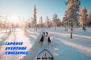 voyage laponie finlande janvier fevrier mars 2020 2021 huskies chiens traineau