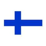 drapeau finlandais logo
