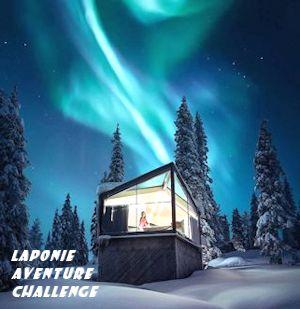 aurora panorama igloo aurores boreales voir observer laponie finlande